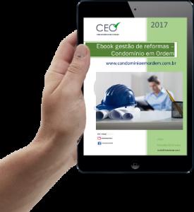 ebook CEO - gestão de reformas