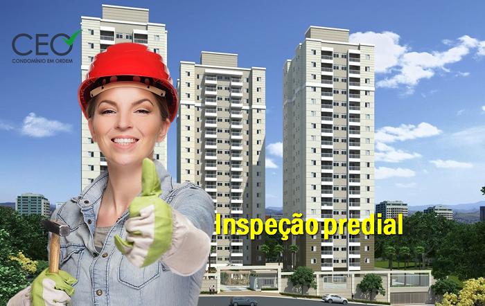 INSPEÇÃO PREDIAL