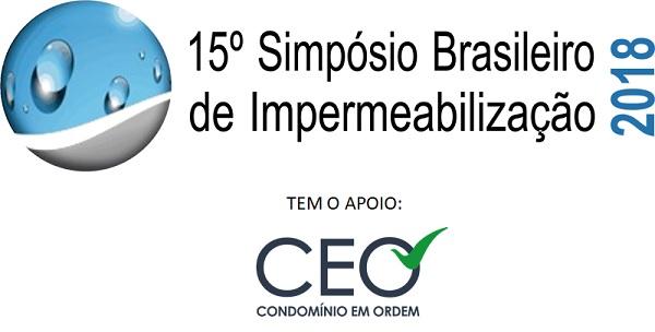 15º SIMPÓSIO BRASILEIRO DE IMPERMEABILIZAÇÃO
