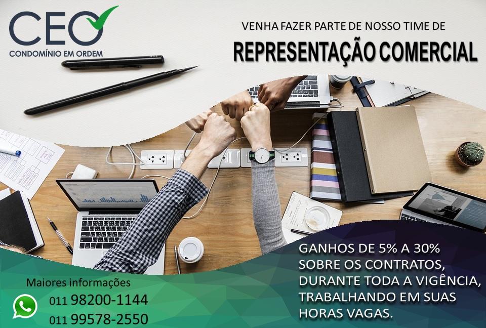 REPRESENTAÇÃO CEO